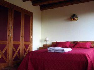 Dormitorio 1 con vista al lago